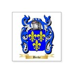 Berke Square Sticker 3