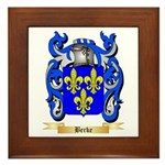 Berke Framed Tile