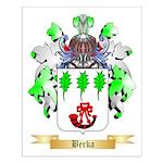 Berka Small Poster