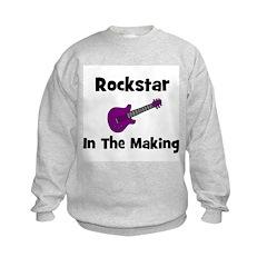 Rockstar In The Making Sweatshirt