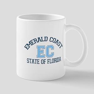 Emerald Coast - Varsity Design. Mug
