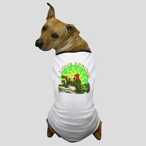 I love spring Dog T-Shirt