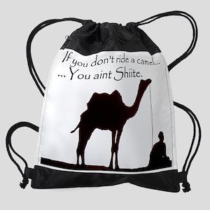 3-camel_shiite #2.png Drawstring Bag
