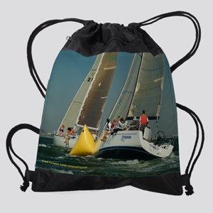 October Drawstring Bag