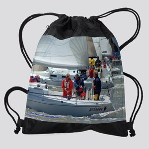 Vallejo Race Drawstring Bag