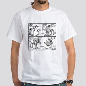 Poppy The Lapdog - White T-Shirt