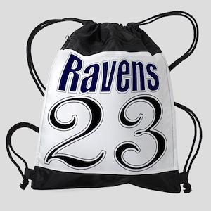 Ravens 23 Drawstring Bag