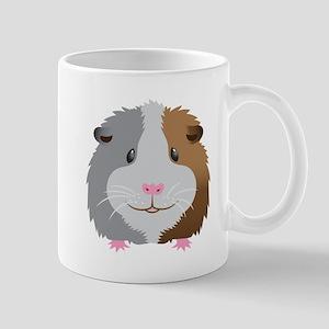 Guinea pig face Mugs