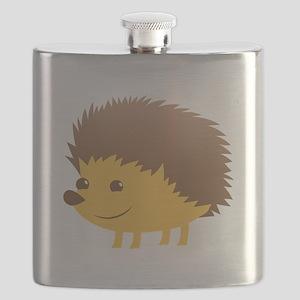 little hedghog Flask