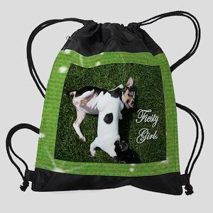 fiesty_girls Drawstring Bag