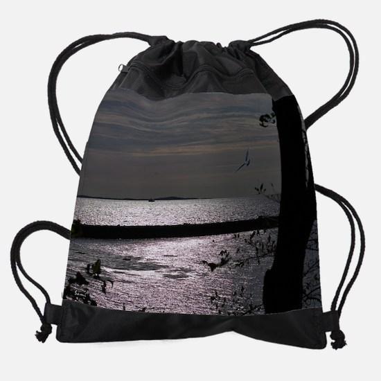 maineyearly5.png Drawstring Bag