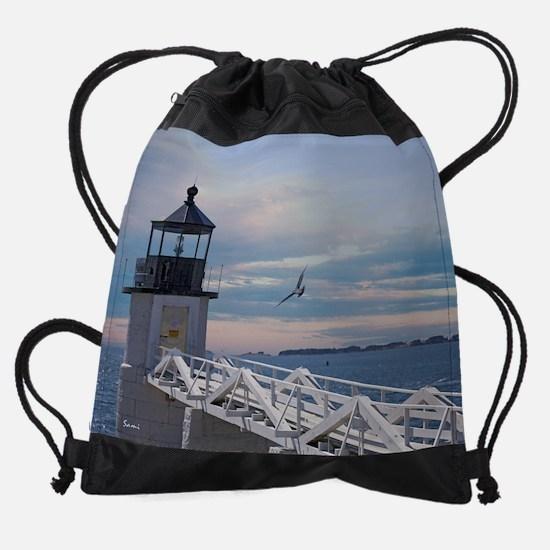 maineyearly12.png Drawstring Bag