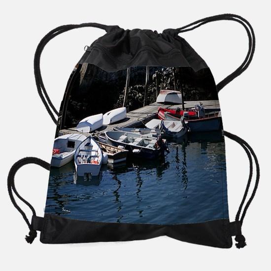 maineyearly13.png Drawstring Bag