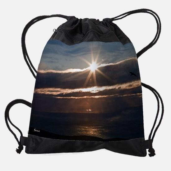 maineyearly15.png Drawstring Bag