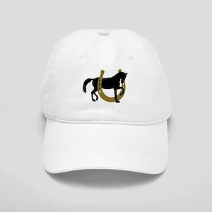 Horse horseshoe Cap