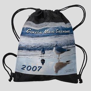 maineyearlycovera Drawstring Bag