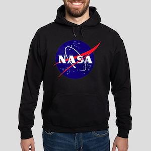 NASA Meatball Logo Hoodie (dark)