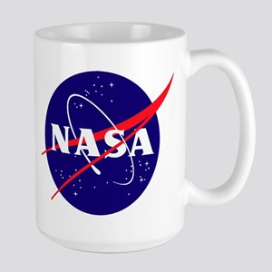 NASA Meatball Logo Large Mug