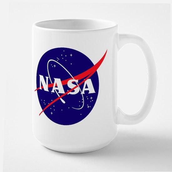 NASA Meatball Logo Large Mug