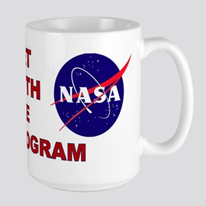 Program Logo Large Mug