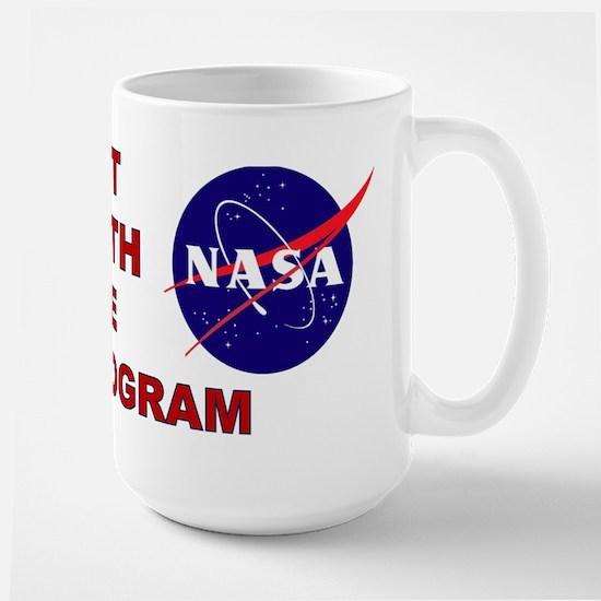 Program Logo Large Mug
