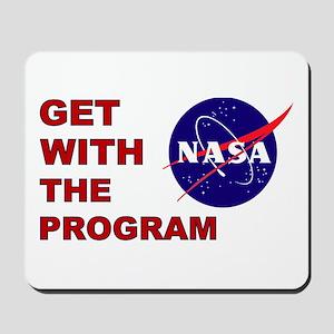 Program Logo Mousepad
