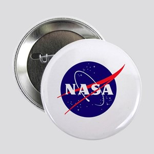 "Nasa Meatball Logo 2.25"" Button"
