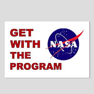 Program Logo Postcards (Package of 8)