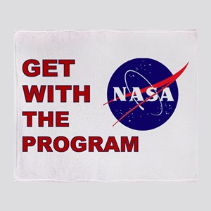 Program Logo Throw Blanket
