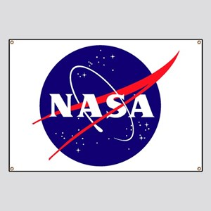 NASA Meatball Logo Banner