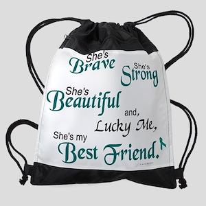 12x10 Drawstring Bag