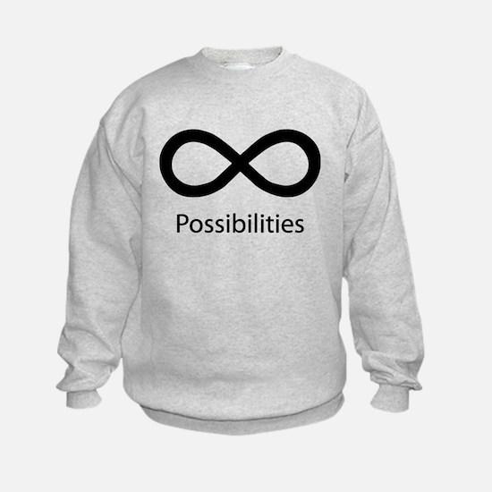 Infinite Possibilities Sweatshirt