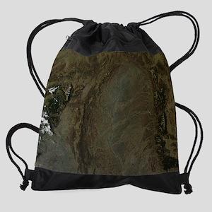 RomaniaSmall Drawstring Bag
