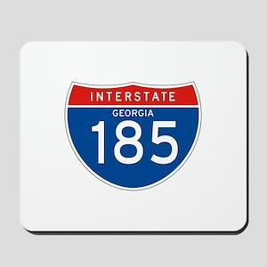 Interstate 185 - GA Mousepad