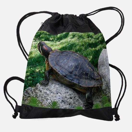 Tina _calendar_11.5x9.jpg Drawstring Bag
