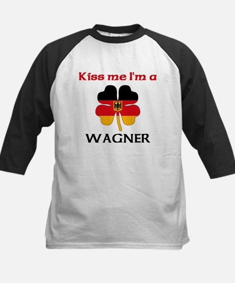 Wagner Family Kids Baseball Jersey