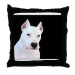 Dogo Throw Pillow