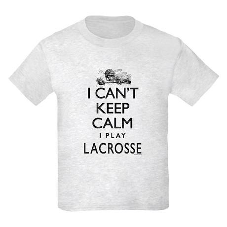 Can't Keep Calm LaX Kids Light T-Shirt