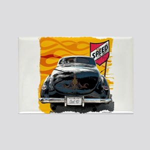 Speed Cool '40 Rectangle Magnet
