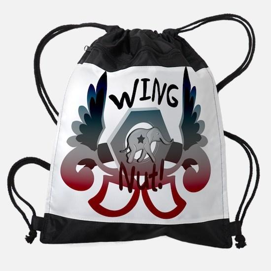 wingnut_elephant.png Drawstring Bag