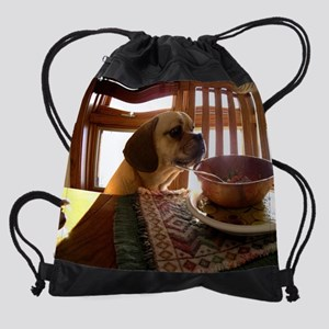 Gus's Wish Drawstring Bag