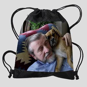 Mind Meld Drawstring Bag