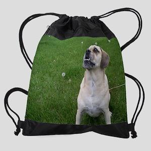 Smily Gus Drawstring Bag