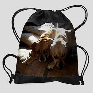 2-Cover Drawstring Bag