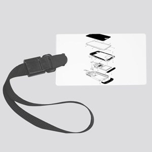 ipodblowout Luggage Tag