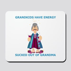 Granny Mousepad