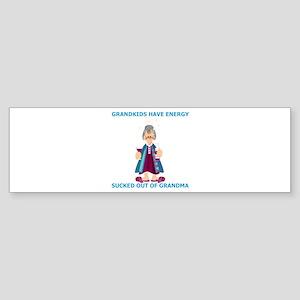Granny Sticker (Bumper)