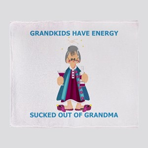 Granny Throw Blanket