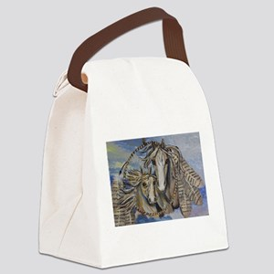 Oh to Dreams Canvas Lunch Bag
