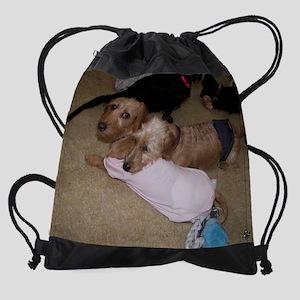 February Drawstring Bag